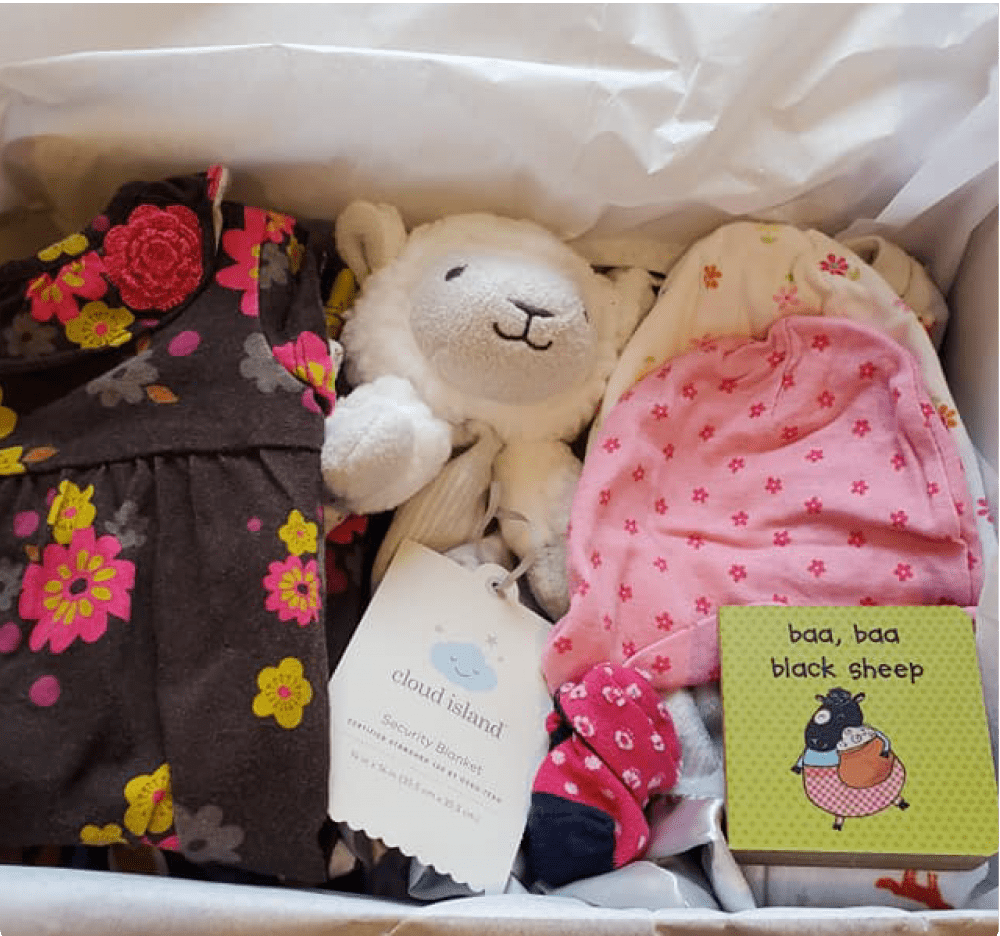 The Magnolia Resource is a nonprofit that helps parents and kids in adoption or foster care. We provide Bloom Boxes and have events for families to connect.